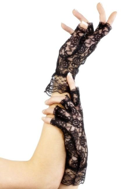 Перчатки кружевные Искушение (42-48)