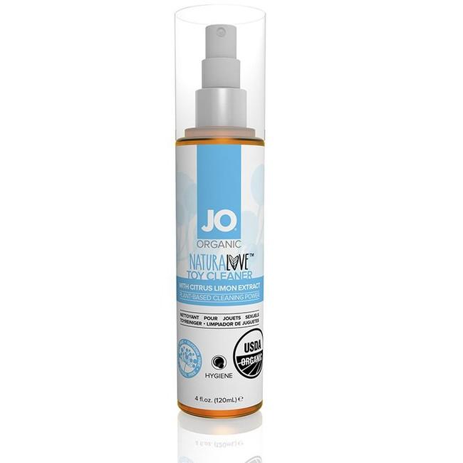Чистящее средство для игрушек JO Organic Toy Cleaner 120 мл
